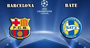Barcelona vs BATE Prediction and Betting Tips