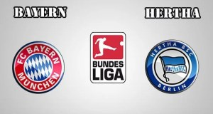 Bayern Munich vs Hertha Prediction and Betting Tips