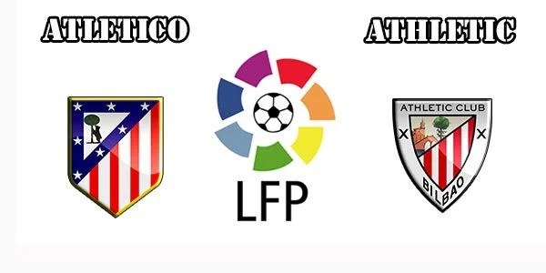Image result for Atletico Madrid vs Athletic Bilbao