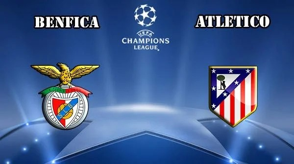 Benfica vs Atletico Madrid Prediction and Betting Tips