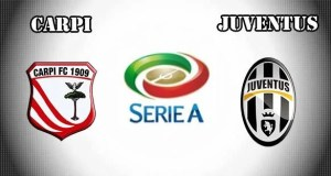 Carpi vs Juventus Prediction and Betting Tips