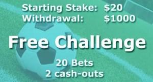 FREE Betting Challenge