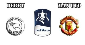Derby vs Manchester United Prediction and Betting Tips