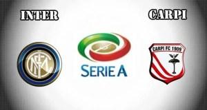 Inter vs Carpi Prediction and Betting Tips