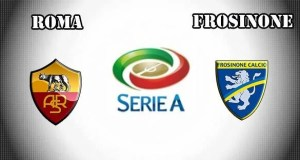 Roma vs Frosinone Prediction and Betting Tips