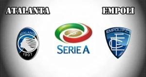 Atalanta vs Empoli Prediction and Betting Tips