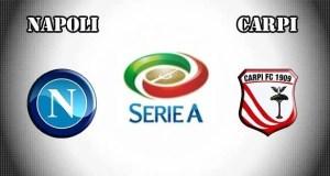 Napoli vs Carpi Prediction and Betting Tips