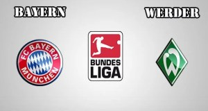 Bayern Munich vs Werder Prediction and Betting Tips