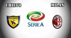 Chievo vs Milan Prediction and Betting Tips