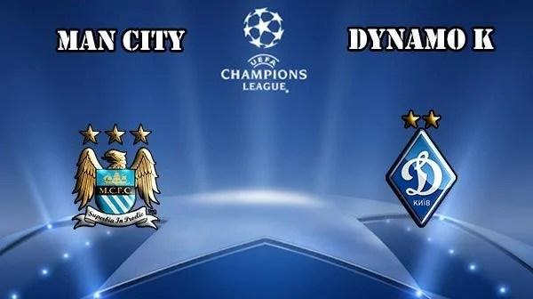 Man City vs Dynamo Kyiv Prediction and Betting Tips
