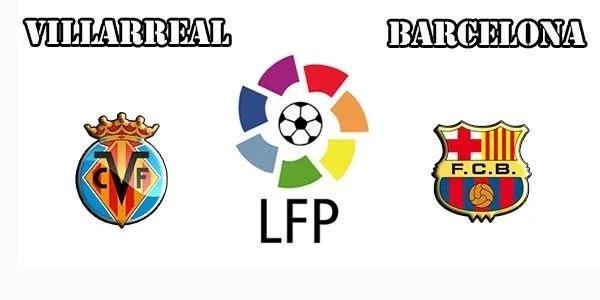 Image result for villareal vs barcelona