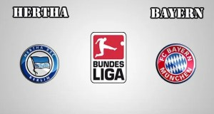 Hertha vs Bayern Prediction and Betting Tips