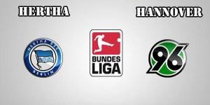 Hertha vs Hannover Prediction and Betting Tips