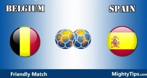 Belgium vs Spain Prediction and Betting Tips