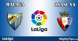 Malaga vs Osasuna Prediction and Betting Tips