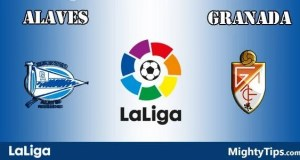 Alaves vs Granada Prediction and Betting Tips