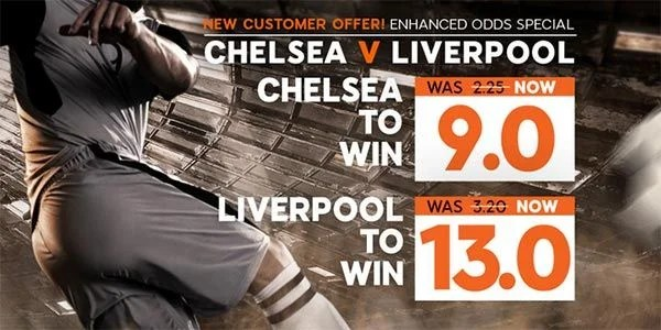 Chelsea vs Liverpool Prediction and Bet