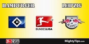 Hamburger vs Leipzig Prediction and Betting Tips