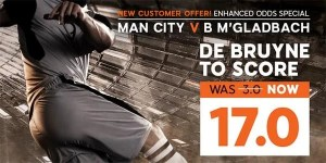 Man City vs Monchengladbach Prediction and Bet
