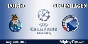 Porto vs Copenhagen Prediction and Betting Tips