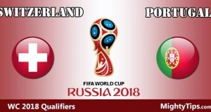 Switzerland vs Portugal Prediction and Betting Tips
