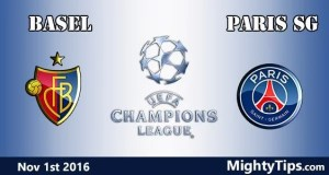 Basel vs PSG Prediction and Betting Tips