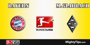 Bayern vs Monchengladbach Prediction and Betting Tips