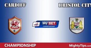Cardiff vs Bristol City Prediction and Betting Tips