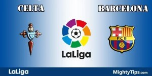 Celta vs Barcelona Prediction and Betting Tips