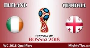 Ireland vs Georgia Prediction and Betting Tips