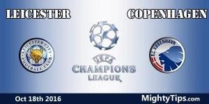 Leicester vs FC Copenhagen Prediction and Betting Tips