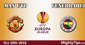 Manchester United vs Fenerbahce Prediction and Betting Tips