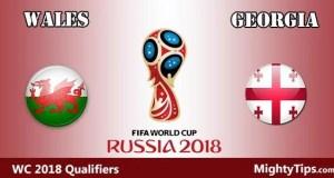 Wales vs Georgia Prediction and Betting Tips