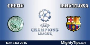 Celtic vs Barcelona Prediction and Betting Tips