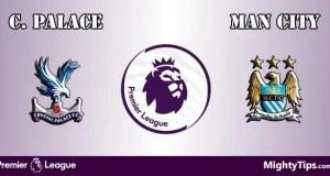 Crystal Palace vs Man City Prediction and Betting Tips