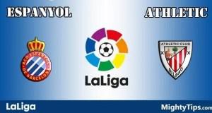 Espanyol vs Athletic Prediction and Betting Tips