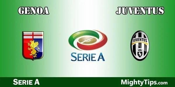 Genoa vs Juventus Prediction and Betting Tips