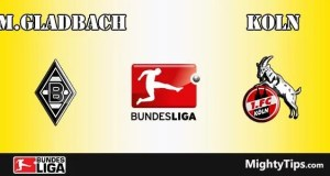MGladbach vs Koln Prediction and Betting Tips