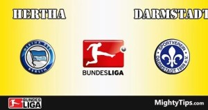 Hertha vs Darmstadt Prediction and Betting Tips