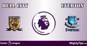 Hull City vs Everton Prediction and Betting Tips