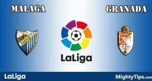 Malaga vs Granada Prediction and Betting Tips