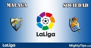 Malaga vs Sociedad Prediction and Betting Tips