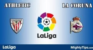 Athletic vs La Coruna Prediction and Betting Tips