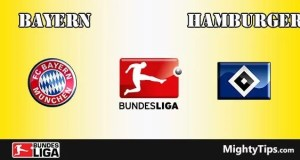 Bayern vs Hamburger Prediction and Betting Tips