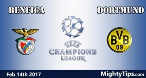 Benfica vs Dortmund Prediction and Betting Tips