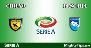 Chievo vs Pescara Prediction and Betting Tips