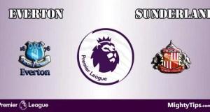 Everton vs Sunderland Prediction and Betting Tips