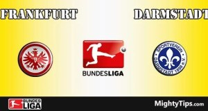 Frankfurt vs Darmstadt Prediction and Betting Tips