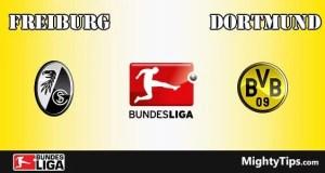 Freiburg vs Dortmund Prediction and Betting Tips