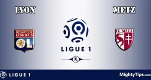 Lyon vs Metz Prediction and Betting Tips